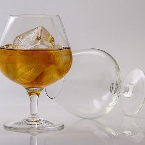 brandy, cognac, alcohol